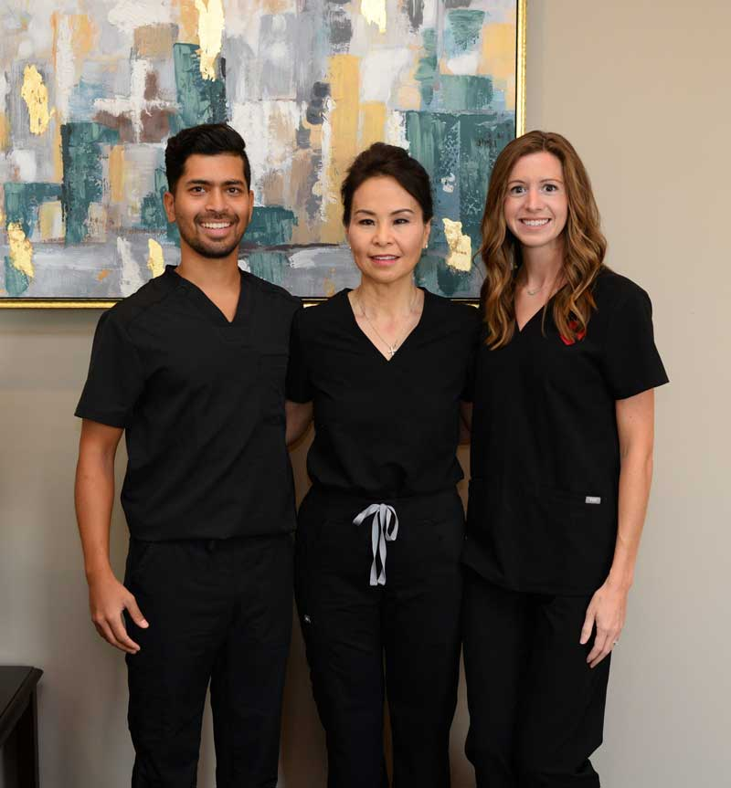 west bell dental preventive dental care team